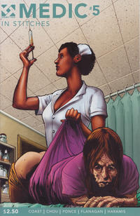 Cover Thumbnail for Medic (Double Take, 2015 series) #5