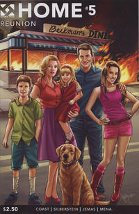 Cover Thumbnail for Home (Double Take, 2015 series) #5