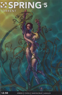 Cover Thumbnail for Spring (Double Take, 2015 series) #5