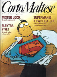 Cover Thumbnail for Corto Maltese (Rizzoli, 1983 series) #v10#3 [102]