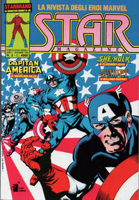 Cover Thumbnail for Star Magazine (Edizioni Star Comics, 1990 series) #3