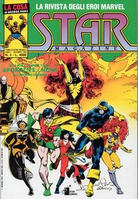 Cover Thumbnail for Star Magazine (Edizioni Star Comics, 1990 series) #4