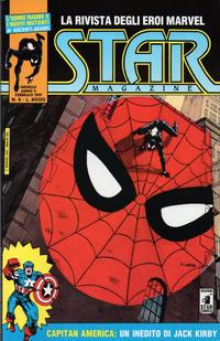Cover Thumbnail for Star Magazine (Edizioni Star Comics, 1990 series) #6