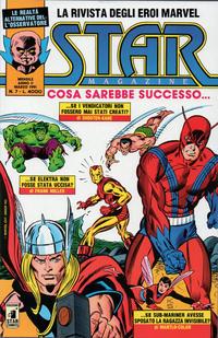 Cover Thumbnail for Star Magazine (Edizioni Star Comics, 1990 series) #7