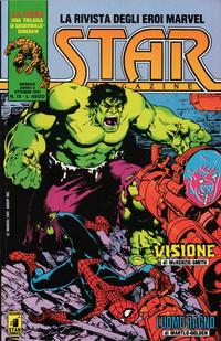 Cover Thumbnail for Star Magazine (Edizioni Star Comics, 1990 series) #13