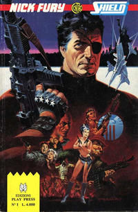 Cover Thumbnail for Nick Fury Contro S.H.I.E.L.D. (Play Press, 1989 series) #1