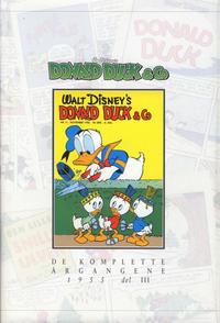 Cover Thumbnail for Donald Duck & Co De komplette årgangene (Hjemmet / Egmont, 1998 series) #[15] - 1955 del 3