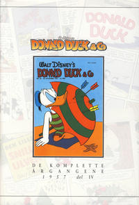 Cover Thumbnail for Donald Duck & Co De komplette årgangene (Hjemmet / Egmont, 1998 series) #[23] - 1957 del 4