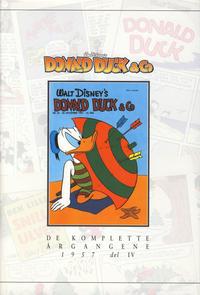 Cover Thumbnail for Donald Duck & Co De komplette årgangene (Hjemmet / Egmont, 1998 series) #1957 del IV