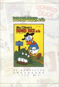 Cover Thumbnail for Donald Duck & Co De komplette årgangene (Hjemmet / Egmont, 1998 series) #[24] - 1958 del 1
