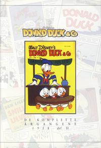 Cover Thumbnail for Donald Duck & Co De komplette årgangene (Hjemmet / Egmont, 1998 series) #[23] - 1958 del 2