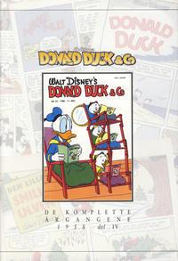 Cover Thumbnail for Donald Duck & Co De komplette årgangene (Hjemmet / Egmont, 1998 series) #[27] - 1958 del 4