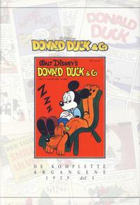 Cover Thumbnail for Donald Duck & Co De komplette årgangene (Hjemmet / Egmont, 1998 series) #[29] - 1959 del I