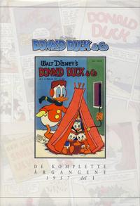 Cover Thumbnail for Donald Duck & Co De komplette årgangene (Hjemmet / Egmont, 1998 series) #[20] - 1957 del 1