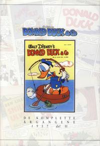 Cover Thumbnail for Donald Duck & Co De komplette årgangene (Hjemmet / Egmont, 1998 series) #[21] - 1957 del 2