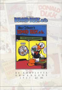 Cover Thumbnail for Donald Duck & Co De komplette årgangene (Hjemmet / Egmont, 1998 series) #22 - 1957 del 3