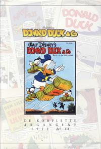 Cover Thumbnail for Donald Duck & Co De komplette årgangene (Hjemmet / Egmont, 1998 series) #[31] - 1959 del 3