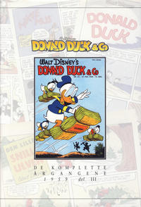 Cover Thumbnail for Donald Duck & Co De komplette årgangene (Hjemmet / Egmont, 1998 series) #[31] - 1959 del III
