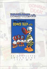 Cover Thumbnail for Donald Duck & Co De komplette årgangene (Hjemmet / Egmont, 1998 series) #[32] - 1959 del IV
