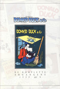 Cover Thumbnail for Donald Duck & Co De komplette årgangene (Hjemmet / Egmont, 1998 series) #[33] - 1959 del V