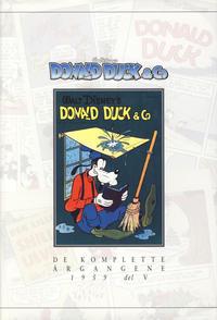 Cover Thumbnail for Donald Duck & Co De komplette årgangene (Hjemmet / Egmont, 1998 series) #[33] - 1959 del V