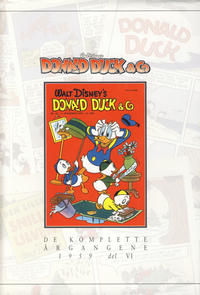 Cover Thumbnail for Donald Duck & Co De komplette årgangene (Hjemmet / Egmont, 1998 series) #[34] - 1959 del VI