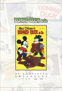 Cover Thumbnail for Donald Duck & Co De komplette årgangene (Hjemmet / Egmont, 1998 series) #[35] - 1959 del VII