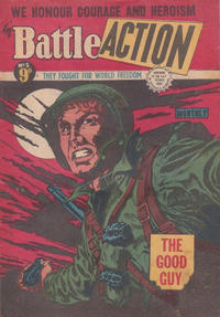 Cover Thumbnail for Battle Action (Horwitz, 1954 ? series) #5