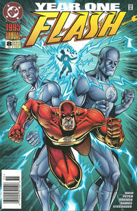Cover Thumbnail for Flash Annual (DC, 1987 series) #8 [Newsstand]