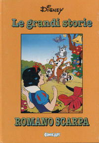 Cover Thumbnail for Capolavori Disney (Comic Art, 1992 series) #36