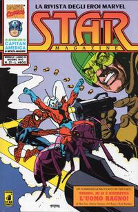Cover Thumbnail for Star Magazine (Edizioni Star Comics, 1990 series) #21