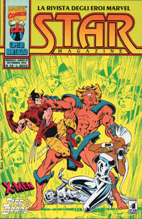 Cover Thumbnail for Star Magazine (Edizioni Star Comics, 1990 series) #24
