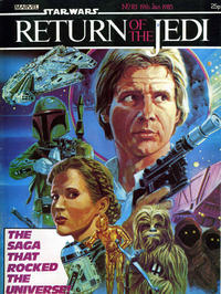 Cover Thumbnail for Return of the Jedi Weekly (Marvel UK, 1983 series) #83