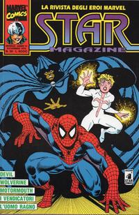 Cover Thumbnail for Star Magazine (Edizioni Star Comics, 1990 series) #38