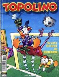 Cover Thumbnail for Topolino (The Walt Disney Company Italia, 1988 series) #2289