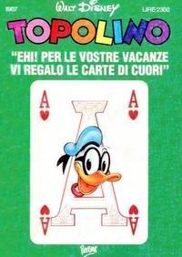 Cover Thumbnail for Topolino (The Walt Disney Company Italia, 1988 series) #1907