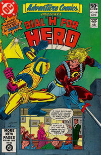 Cover Thumbnail for Adventure Comics (DC, 1938 series) #480 [Direct Sales]