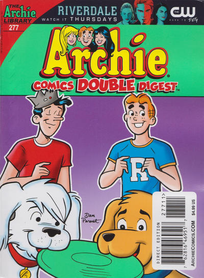 Cover for Archie (Jumbo Comics) Double Digest (Archie, 2011 series) #277