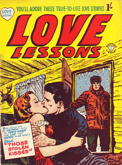 Cover for Romance Library (Magazine Management, 1951 ? series) #23