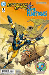 Cover Thumbnail for Booster Gold / The Flintstones Special (2017 series) #1 [Dan Jurgens Cover]