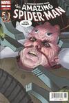 Cover for The Amazing Spider-Man, el Asombroso Hombre Araña (Editorial Televisa, 2005 series) #76