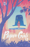 Cover for Paper Girls (Image, 2015 series) #13