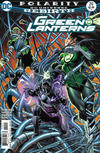 Cover for Green Lanterns (DC, 2016 series) #20 [Robson Rocha / Daniel Henriques Cover]