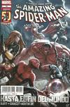 Cover for The Amazing Spider-Man, el Asombroso Hombre Araña (Editorial Televisa, 2005 series) #70