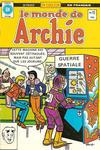 Cover for Le Monde de Archie (Editions Héritage, 1979 series) #15
