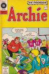 Cover for Archie (Editions Héritage, 1971 series) #77