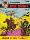 Cover for Rex Danny (Bastei Verlag, 1973 series) #29
