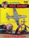 Cover for Rex Danny (Bastei Verlag, 1973 series) #1