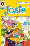Cover for Josie (Editions Héritage, 1974 series) #24