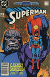 Cover for Superman (DC, 1987 series) #3 [Canadian Newsstand]